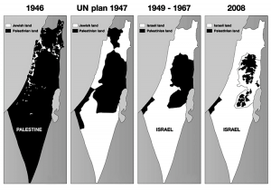 Disappearing Palestine - don`t forget