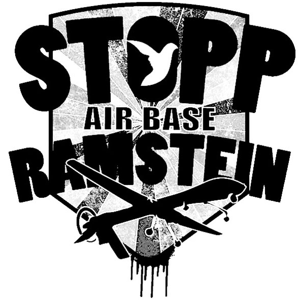 Stopp Air Base Rammstein - Aktionswoche 2019