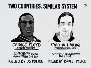 #JusticeforIyad#Justiceforgeorge
